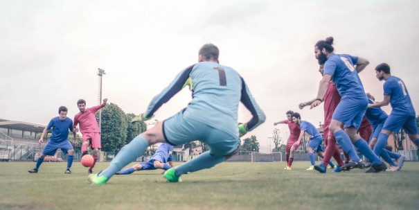 Sportunfall im Verein - wer zahlt?