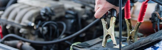 Autobatterie richtig überbrücken   NÜRNBERGER Versicherung
